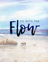 Go with the Flow Fine Art Print