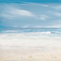 Misty Coastal Days II Fine Art Print
