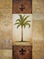 Fantasy Palm I Fine Art Print