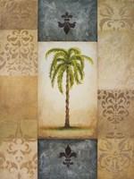 Fantasy Palm II Fine Art Print