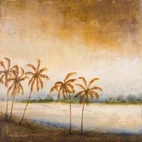 Coastal Romance I Fine Art Print