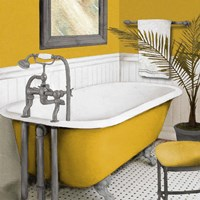 Sunny Bath I Fine Art Print