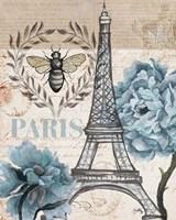 Paris Bee I Fine Art Print