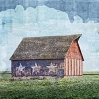 American Barn Fine Art Print