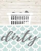 Dirty Fine Art Print