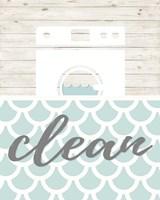 Clean Fine Art Print