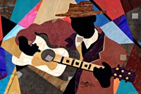 Blues Boy Fine Art Print