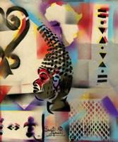 Afro-Aesthetic D Fine Art Print