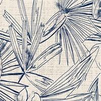 Selva Sketch Square II Fine Art Print