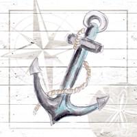 Explore Nautical I Fine Art Print