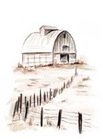 My Farm Fine Art Print