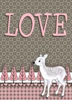 Lamb Love Fine Art Print