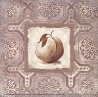Hampton Fruit III Framed Print