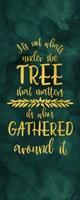All that Glitters panel IV-Under the Tree Fine Art Print