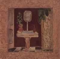"Bath Retreat III by Charlene Winter Olson - 6"" x 6"""