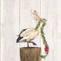 Christmas on the Coast II Fine Art Print