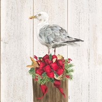 Christmas on the Coast IV Fine Art Print