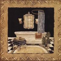 Maison Bath II Fine Art Print