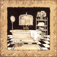 Maison Bath IV Fine Art Print
