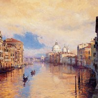 The Grand Canal Fine Art Print