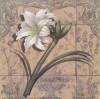 Tile Style II Framed Print