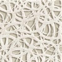 Endless Circles Front Linen Fine Art Print