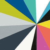 Triangulawesome Color III Fine Art Print