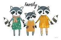 Neighborhood Pals X Family Fine Art Print