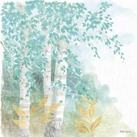 Natures Leaves II Fine Art Print