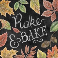 Harvest Chalk V Fine Art Print