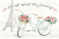 Boho Ride I Fine Art Print