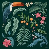 Jungle Love III Fine Art Print
