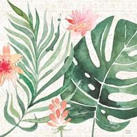 Paradise Petals III Fine Art Print