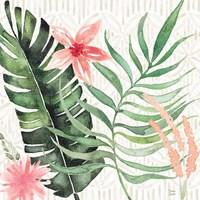 Paradise Petals II Fine Art Print