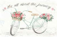 Boho Ride VI Fine Art Print