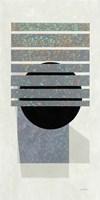 Full Moon II v2 Panel Framed Print