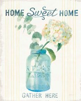 Floursack Home VI Fine Art Print