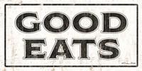 Good Eats Fine Art Print