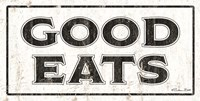 Good Eats Fine Art Print