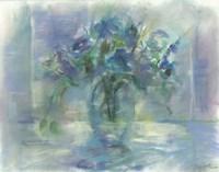 Susie's Blue Fine Art Print