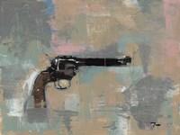 45 Revolver Fine Art Print