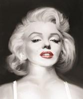 Marilyn's Gaze Fine Art Print