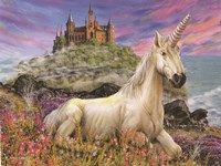 Royal Unicorn Fine Art Print
