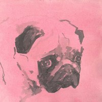 Pop Modern Dog IV Fine Art Print