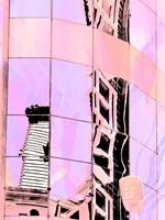 Urban Pastels III Fine Art Print