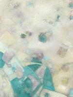 Turquoise Celebration I Fine Art Print