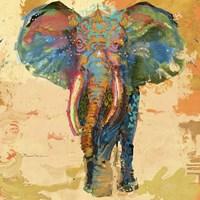 Animal Utopia III Fine Art Print