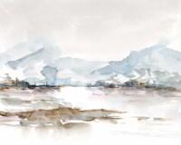 Across the Marsh I Fine Art Print