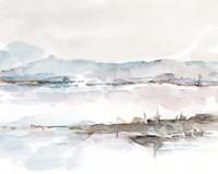 Across the Marsh II Fine Art Print