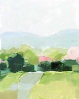 Spring Walk I Fine Art Print
